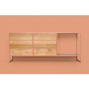 SIDEBOARD VAALS OAK | JOHANENLIES