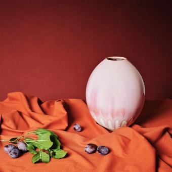 mused - Vase Jonna - light pink