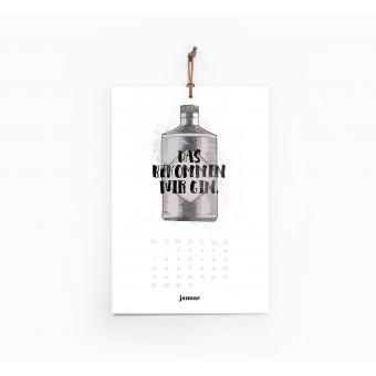 Kruth Design KALENDER 2019 / KITCHEN