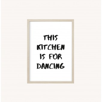 Kruth Design POSTER / KITCHEN