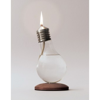 """pluraform Glühbirnen-Öllampe """"Keep On Shining - JUMBO"""""""