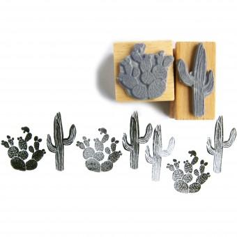 nuukk Kaktus Stempelset