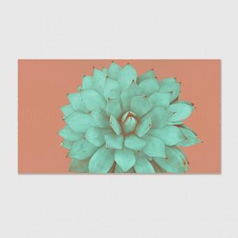 """ZEITLOOPS """"Kaktus"""", Poster, 16:9"""