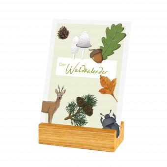 klotzaufklotz Waldkalender