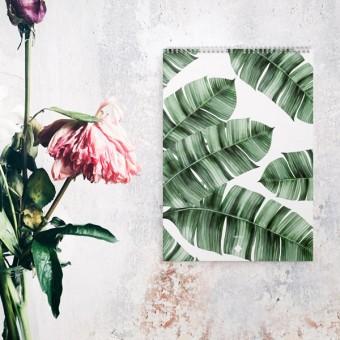 typealive Wandkalender / Tropical
