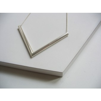 "puur.jewellery Kette ""Edge No.1"""