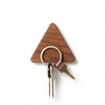 Magnetholz dreieckig 'Größe S' - von LUMENQI