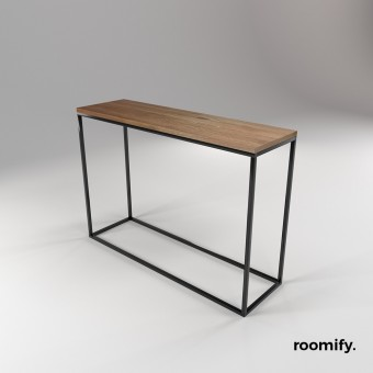 roomify Konsole / Konsolentisch black