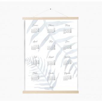 Kruth Design KALENDER 2020 / LEAF