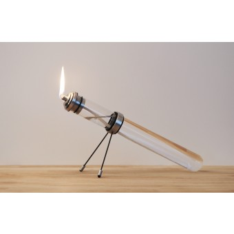 "pluraform ""Less Is More - BIG"" - Reagenzglas-Öllampe"