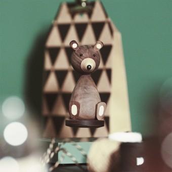 LOOMA HOVERBOX + STAGE - Walnuss