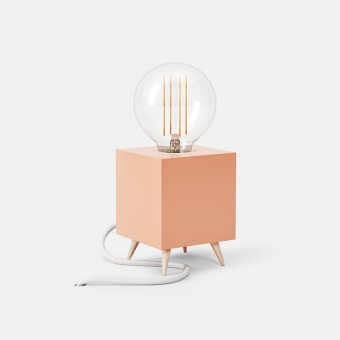 LOOMACUBE CC -  light-terracotta