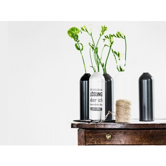 werkvoll by Lena Peter - Kerzenhalter/Vase neutral