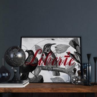 Megumi Liberté -- Din A3 Poster