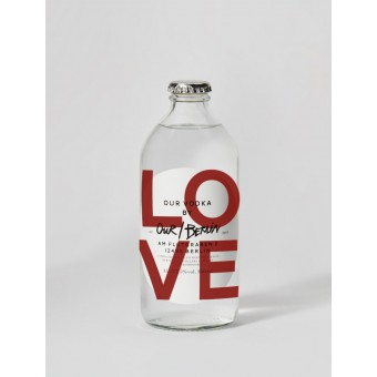 """Love"" Edition - Our/Berlin Vodka"