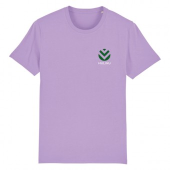 MULINU | UNISEX T-SHIRT Bio Baumwolle Lavendel