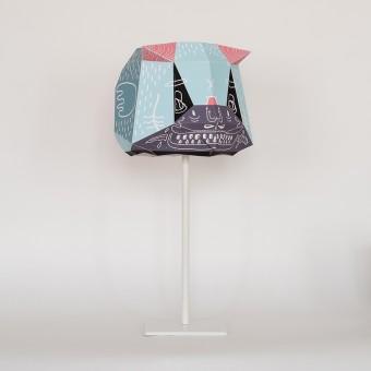 Chapa Small X BOICUT – Ein Lampenschirm, ein Poster oder etwas Anderes