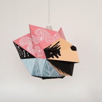 Chetan Large X BOICUT – Ein Lampenschirm, ein Poster oder etwas Anderes