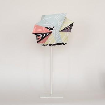 Chetan Small X BOICUT – Ein Lampenschirm, ein Poster oder etwas Anderes