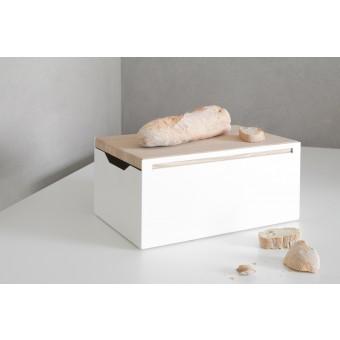 BREAD BOX / Brotkasten aus Stahlblech