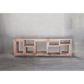 Lowboard im Landhaus-Stil Marie 180x60cm