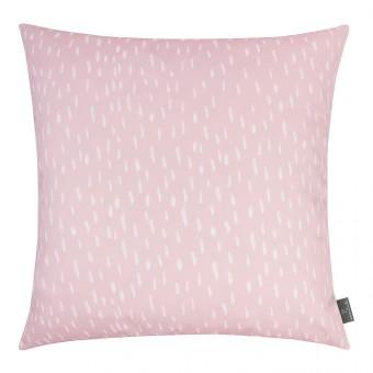 MEINE LIEBE – KISSEN POWDER RAIN ROSE 50x50cm