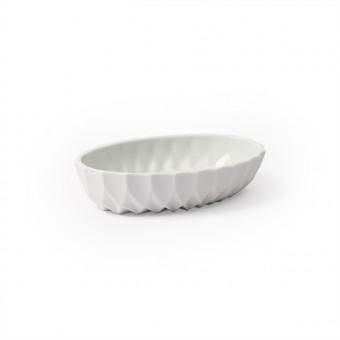 """Schale """"Porcelain Bowl Oval"""""""