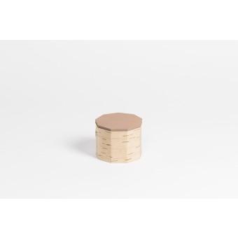 MOYA Nachhaltige Vorratsdosen aus Birkenrinde TUESA TN9 | plain edition