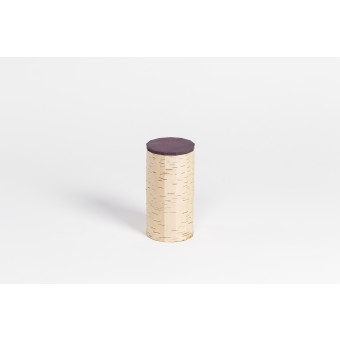 MOYA Nachhaltige Vorratsdose aus Birkenrinde TUESA T13 | plain edition