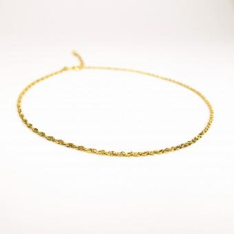 ST'ATOUR NIKITA – Kurze Kette in Gold, Silber oder Roségold