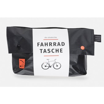 CYCLE LITE 20 - city | ultraleichte faltbare Fahrradtasche | quadrosdesign