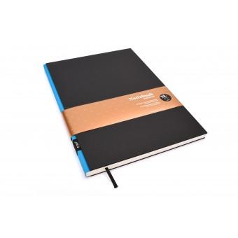 tyyp Notizbuch XL (Schwarz) DIN A4