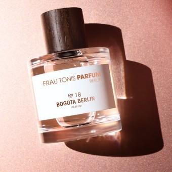 Frau Tonis Parfum No. 18 BOGOTA BERLIN (Mediterran, Würzig, Grün), 50 ml Parfum