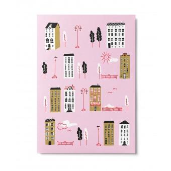 UNTER PINIEN – Altbauliebe – Postkarte