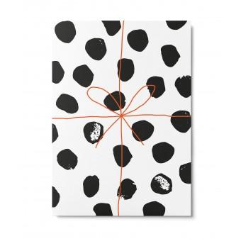 UNTER PINIEN – Geschenk gepunktet – Postkarte