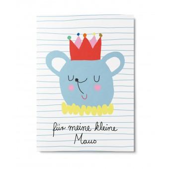 UNTER PINIEN – für meine Maus – Postkarte
