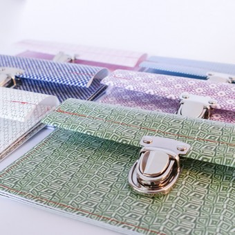 ACD DESIGN.BÜRO / AKKORDEON Geldbörse / Portemonnaie / Small