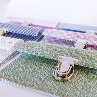 ACD DESIGN.BÜRO / AKKORDEON Geldbörse / Portemonnaie / Medium