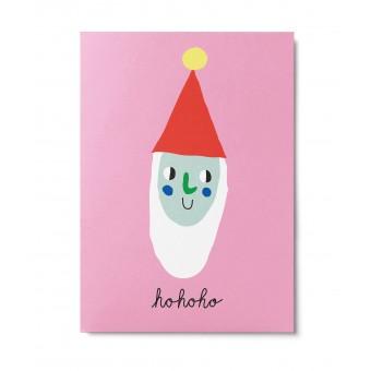UNTER PINIEN – hohoho – Postkarte