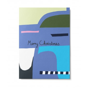 UNTER PINIEN – Merry-Christmas – Postkarte