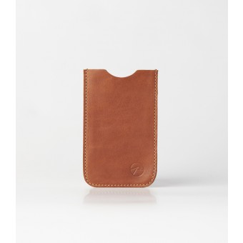 PENDLOR Smartphone Sleeve (cognac) iPhone 4
