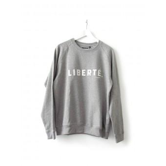 PETERSEN LIBERTÉ Sweater, grau