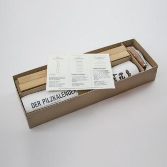 MORITZ WENZ Pilz Sammler Set 01