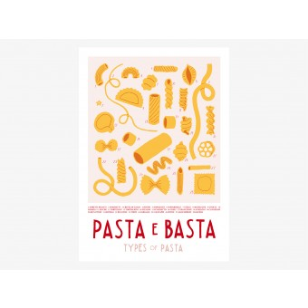 typealive / Print / Pasta e Basta