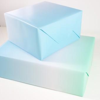 """Bow & Hummingbird Geschenkpapier """"Sea"""""""