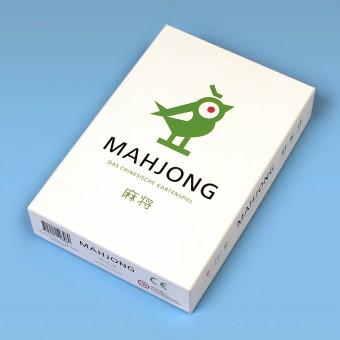 Patentgrau Mahjongspiel