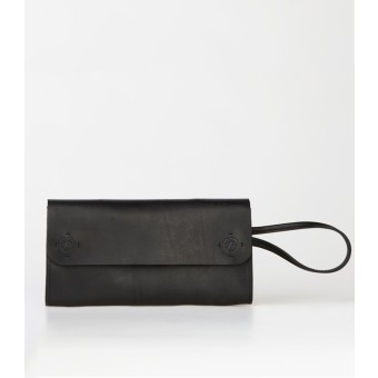 PENDLOR Moonlit Night Clutch (schwarz)