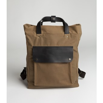 PENDLOR Wednesday's Casual Ruck (olive/black)