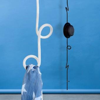 PEPPERMINT PRODUCTS Garderobe aus Seil