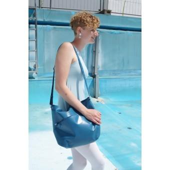 Pia Heise - türkise mittlere Tasche